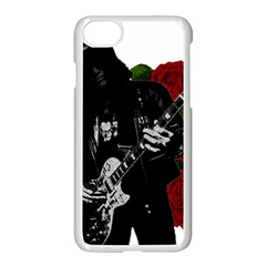 Slash Apple Iphone 7 Seamless Case (white) by Valentinaart