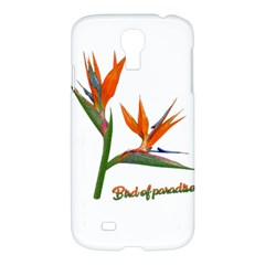 Bird Of Paradise Samsung Galaxy S4 I9500/i9505 Hardshell Case