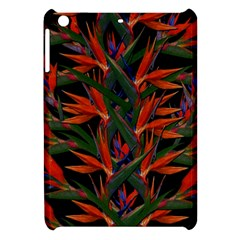 Bird Of Paradise Apple Ipad Mini Hardshell Case by Valentinaart