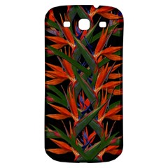 Bird Of Paradise Samsung Galaxy S3 S Iii Classic Hardshell Back Case by Valentinaart