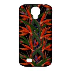 Bird Of Paradise Samsung Galaxy S4 Classic Hardshell Case (pc+silicone) by Valentinaart
