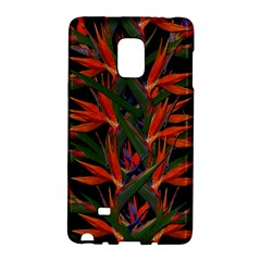 Bird Of Paradise Galaxy Note Edge by Valentinaart