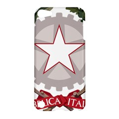 Emblem Of Italy Apple Ipod Touch 5 Hardshell Case by abbeyz71