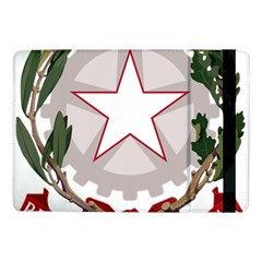 Emblem Of Italy Samsung Galaxy Tab Pro 10 1  Flip Case by abbeyz71