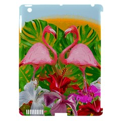 Flamingo Apple Ipad 3/4 Hardshell Case (compatible With Smart Cover) by Valentinaart