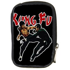 Kung Fu  Compact Camera Cases by Valentinaart
