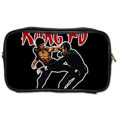 Kung Fu  Toiletries Bags 2 Side