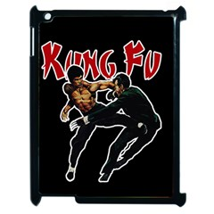 Kung Fu  Apple Ipad 2 Case (black)
