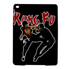 Kung Fu  Ipad Air 2 Hardshell Cases by Valentinaart