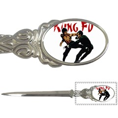 Kung Fu  Letter Openers by Valentinaart