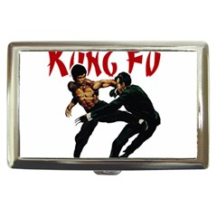 Kung Fu  Cigarette Money Cases by Valentinaart