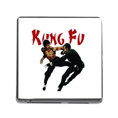 Kung Fu  Memory Card Reader (square) by Valentinaart
