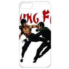 Kung Fu  Apple Iphone 5 Classic Hardshell Case by Valentinaart
