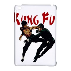 Kung Fu  Apple Ipad Mini Hardshell Case (compatible With Smart Cover) by Valentinaart