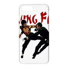 Kung Fu  Apple Iphone 7 Plus Hardshell Case by Valentinaart