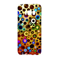 Colorful Circle Pattern Samsung Galaxy S8 Hardshell Case  by Costasonlineshop