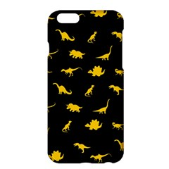Dinosaurs Pattern Apple Iphone 6 Plus/6s Plus Hardshell Case by ValentinaDesign