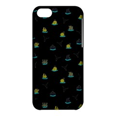 Cactus Pattern Apple Iphone 5c Hardshell Case by ValentinaDesign