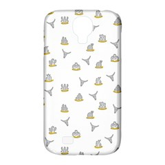 Cactus Pattern Samsung Galaxy S4 Classic Hardshell Case (pc+silicone) by ValentinaDesign