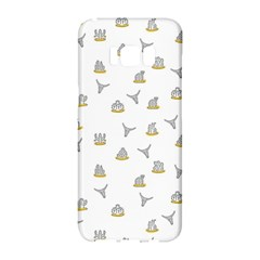Cactus Pattern Samsung Galaxy S8 Hardshell Case  by ValentinaDesign
