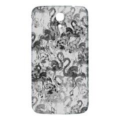 Flamingo Pattern Samsung Galaxy Mega I9200 Hardshell Back Case by ValentinaDesign