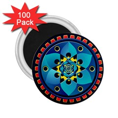 Abstract Mechanical Object 2 25  Magnets (100 Pack)