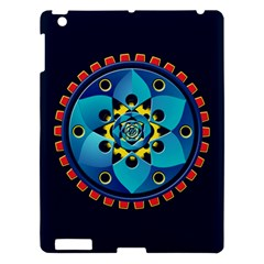 Abstract Mechanical Object Apple Ipad 3/4 Hardshell Case