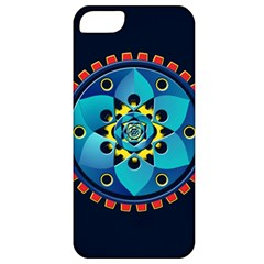 Abstract Mechanical Object Apple Iphone 5 Classic Hardshell Case