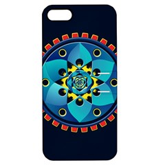 Abstract Mechanical Object Apple Iphone 5 Hardshell Case With Stand by linceazul