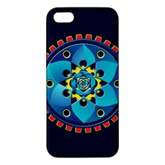Abstract Mechanical Object Apple Iphone 5 Premium Hardshell Case