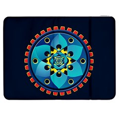 Abstract Mechanical Object Samsung Galaxy Tab 7  P1000 Flip Case