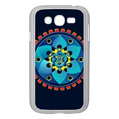 Abstract Mechanical Object Samsung Galaxy Grand Duos I9082 Case (white)