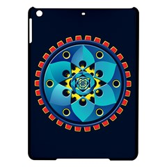 Abstract Mechanical Object Ipad Air Hardshell Cases