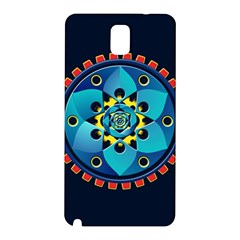 Abstract Mechanical Object Samsung Galaxy Note 3 N9005 Hardshell Back Case