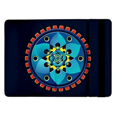Abstract Mechanical Object Samsung Galaxy Tab Pro 12 2  Flip Case