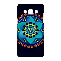 Abstract Mechanical Object Samsung Galaxy A5 Hardshell Case