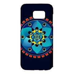 Abstract Mechanical Object Samsung Galaxy S7 Edge Hardshell Case