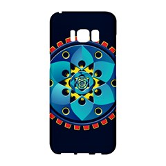 Abstract Mechanical Object Samsung Galaxy S8 Hardshell Case