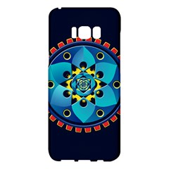 Abstract Mechanical Object Samsung Galaxy S8 Plus Hardshell Case  by linceazul