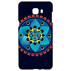 Abstract Mechanical Object Samsung C9 Pro Hardshell Case