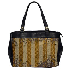 Wall Paper Old Line Vertical Office Handbags by Mariart