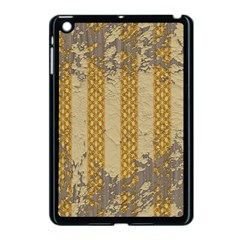 Wall Paper Old Line Vertical Apple Ipad Mini Case (black) by Mariart