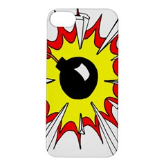 Book Explosion Boom Dinamite Apple Iphone 5s/ Se Hardshell Case