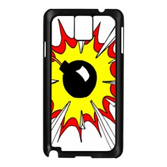 Book Explosion Boom Dinamite Samsung Galaxy Note 3 N9005 Case (black) by Mariart