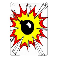 Book Explosion Boom Dinamite Ipad Air Hardshell Cases by Mariart