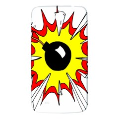 Book Explosion Boom Dinamite Samsung Galaxy Mega I9200 Hardshell Back Case by Mariart
