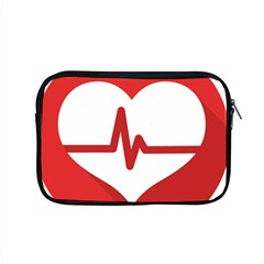 Cardiologist Hypertension Rheumatology Specialists Heart Rate Red Love Apple Macbook Pro 15  Zipper Case by Mariart
