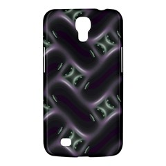 Closeup Purple Line Samsung Galaxy Mega 6 3  I9200 Hardshell Case by Mariart