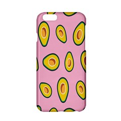 Fruit Avocado Green Pink Yellow Apple Iphone 6/6s Hardshell Case by Mariart