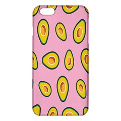 Fruit Avocado Green Pink Yellow Iphone 6 Plus/6s Plus Tpu Case by Mariart
